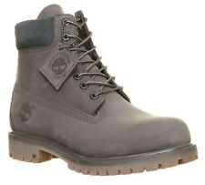 Timberland Men's Boot 6 Inch Premium 0A17PS Dark Grey Limited Release Size 10.5