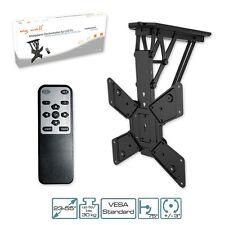 TV Supporto motorizzato, con Telecomando IR pieghevole da soffitto per LCD TV