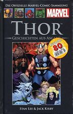 Officiel MARVEL Bande dessinée recueil 80 (C 2) thor Jack Kirby HACHETTE COLLECTION