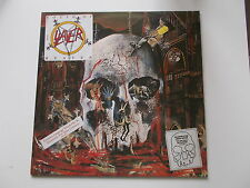 Slayer ‎– South Of Heaven -  LP -  OIS - Limited Edition - Incl. Poster