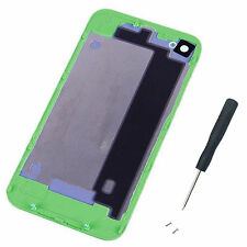 New 6 color for iphone 4G  Replacement Battery Back Cover Door Rear Glass + Tool
