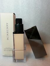 BURBERRY SHEER FOUNDATION LUMINOUS FLUID FOUNDATION TRENCH 04 1 OZ  NEW IN BOX
