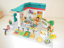 Playmobil  shop 7687 vegetable and grocery store