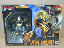 09118 MegaHouse VARIABLE ACTION NG Knight Lamune & 40 KING SCCASHER MISB