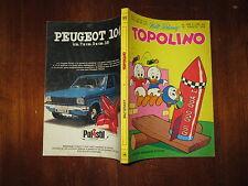 WALT DISNEY TOPOLINO LIBRETTO NUMERO 1028