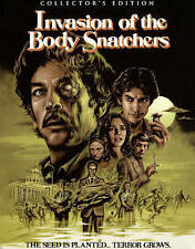 Invasion of the Body Snatchers (Blu-ray Disc, 2016, Collectors Edition)