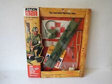 VINTAGE ACTION MAN 40TH ARMY MEDIC SET BOXED NMIP (AM193)