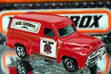 2014 Matchbox Exclusive 1955 Ford F-100 Panel Delivery