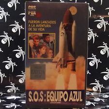 S.O.S.: EQUIPO AZUL (Harry Winer) VHS . Kate Capshaw, Lea Thompson, Kelly Presto