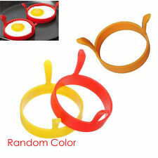 NEW Kitchen Cooking Tools Silicone Round Ring Fried Egg Pancake Mold Mould