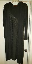 Women plus size sweater coat size 3x nwt dark gray