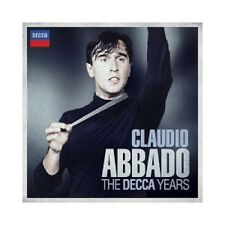 ABBADO/WP/LSO/+ - CLAUDIO ABBADO: THE DECCA YEARS (7 CD) NEU BEETHOVEN/VERDI/+