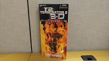 Kenner T2 Terminator 2 3-D Collector's Edition T-800 Figure, New!