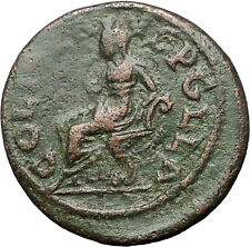 GORDIAN III 238AD Pella in Macedonia Tyche Authentic Ancient Roman Coin i55744