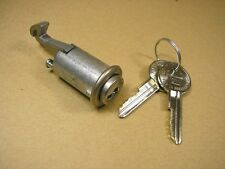 1965-66 & 1968 Pontiac Grand Prix & Fullsize Glove Box Lock with keys, C7743438R