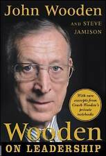 Wooden on Leadership: How to Create a Winning Organizaion by Wooden, John