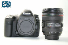 Canon EOS 5d MARK IV Fotocamera DSLR Con EF 24-70mm f/4l IS USM Lens Kit