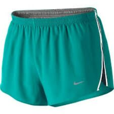 (NWTS)Men's NIKE Dri-Fit Elite Built-In Brief Split Running Shorts 320839-384 XL