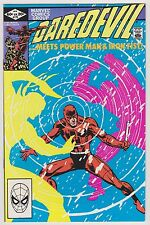Daredevil #178 Guest Stars Elektra, Iron Fist & Powerman - Nr /Mint Minus Cond.