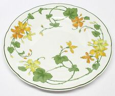 Villeroy & Boch - Geranium - Non-Ribbed Rim - Dinner Plate(s) - Germany - As Is