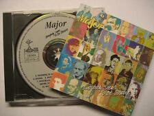 """MAJOR """"EVERYBODY SEEMS TO BE OBSCURE"""" - CD"""