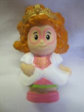 New Fisher Price Little People SOFIE QUEEN PRINCESS SOPHIE Royal Castle Pretty!