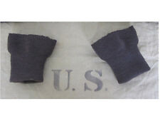 2 Ärmelbündchen Cuff-Set A2 Flight Jacket Lederjacke Fliegerjacke US Army Cuffs