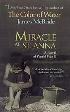 Miracle at St. Anna by James McBride (2003, Paperback, Reprint)