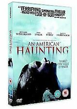 An American Haunting (DVD, 2006) Terrifyingly Scary Supernatural Thriller MINT!!