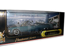 ROAD SIGNATURE 24048 PRESIDENTIAL 1961 LINCOLN X-100 KENNEDY 1/24 DIECAST JFK