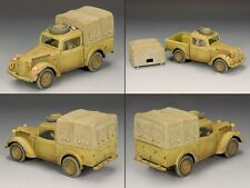 King & Country EA056 Austin Light Utility (Eighth Army version) 54mm
