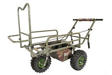 Prestige Carp Porter Big Boy Barrow with CAMO bag fishing barrow + FREE COVER!!