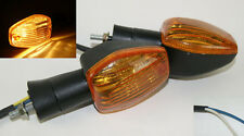 Rear Turn Signals Light Amber Fit HONDA CBR 600 1000 RR 1100XX 125R F4 F4i RC51