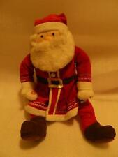 Hallmark Polar Express Believe Plush Santa with Jingle bell 18 inches