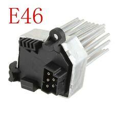 HEATER BLOWER FAN MOTOR FINAL STAGE RESISTOR FOR BMWE46 E39 E83 E53 64116920365