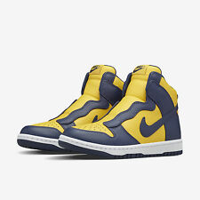 NIKE DUNK LUX SACAI WOMENS SHOES SIZE US 7.5 UK 5 EUR 38.5 NAVY MAIZE 776446-447
