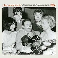 Del Shannon - The Complete UK Singles (And More) 1961-1966 (CDTOP2 1360)