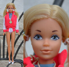 BARBIE PJ P. J. GOLD MEDAL GYMNAST SUPERSTAR WHITNEY STEFFIE 1974 VHTF 70s 80s