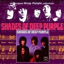 Shades Of Deep Purple - Deep Purple CD EMI