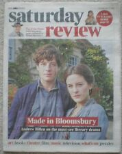 Life in Squares - Times Saturday Review – 11 July 2015