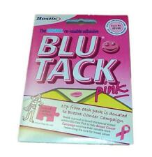 Bluetack PINK ~ ~ ~ ~ Packet of Blutac Blutak Tack new Blu Tac card paket new