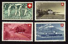 Schweiz 480/83 Bundesfeier postfrisch