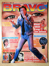 Bravo 40/1981 E.L.O., ABBA, KISS, Foreigner  -  TOP