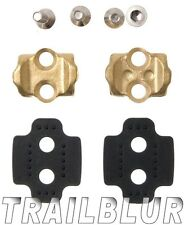 ~GENUINE~ RACE Crank Brothers Brass  CLEATS bolts  egg beater candy mallet NEW