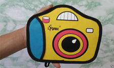 Cute Camera Kitsch Kawaii Clutch Bag Purse - Brand New