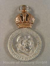 Österreich: Silberne Militär Verdienstmedaille Franz Joseph I., Zinkmedaille 842