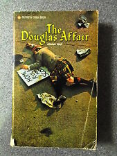 THE DOUGLAS AFFAIR by ALISTAIR MAIR - CORGI BOOKS 1967 - P/B - UK POST £3.25