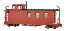 Bachmann Spectrum 88799 Painted Unlettered Caboose, Interior, Lited, Metal Whls