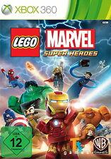 LEGO Marvel Super Heroes für Xbox 360 *gut* (mit OVP)