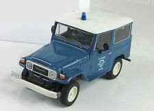 DeAgostini 1:43 Toyota Land Cruiser 1970 police Greece series World police